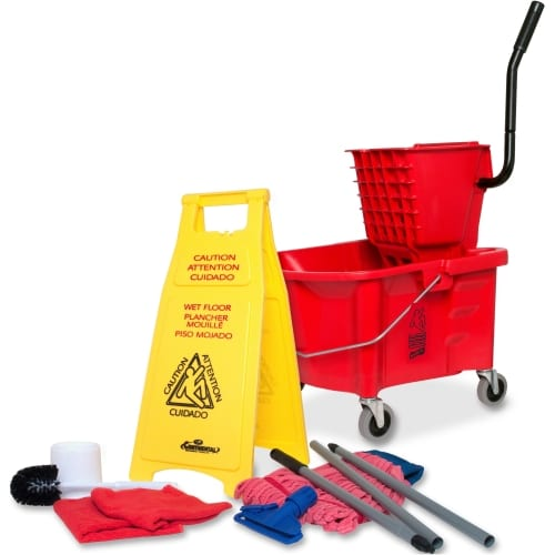 Supplies - janitorial